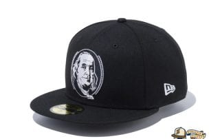Benjamin Franklin 59Fifty Fitted Cap by New Era
