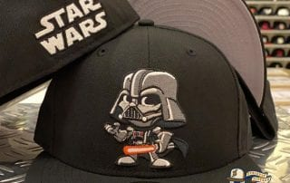 Darth Vader Jr 59Fifty Fitted Cap by Star Wars x New Era