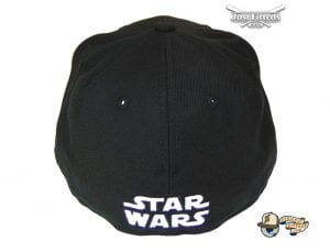 Darth Vader Jr 59Fifty Fitted Cap by Star Wars x New Era Back