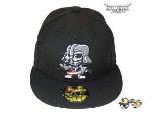 Darth Vader Jr 59Fifty Fitted Cap by Star Wars x New Era Front