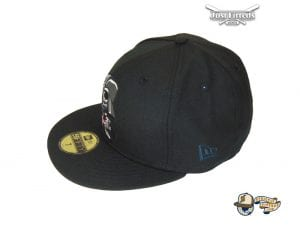 Darth Vader Jr 59Fifty Fitted Cap by Star Wars x New Era Side