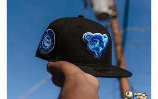 Hat Club Exclusive Blackberry 1 MLB 59Fifty Fitted Hat Collection by MLB x New Era