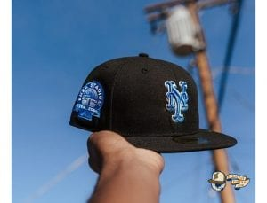 Hat Club Exclusive Blackberry 1 MLB 59Fifty Fitted Hat Collection by MLB x New Era Mets