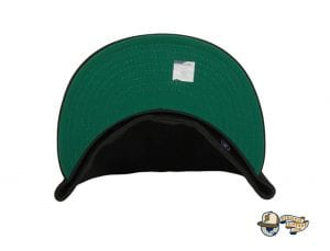 Hat Club Exclusive NBA Swoosh 59Fifty Fitted Hat Collection by NBA x New Era GreenUV