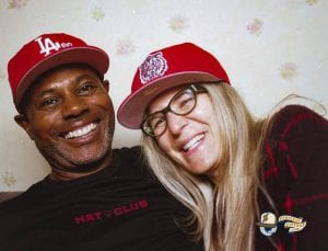 Hat Club Exclusive Sweethearts MLB 59Fifty Fitted Hat Collection by MLB x New Era Couple