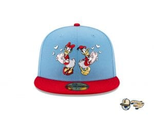 Mickey Mouse Valentines Day 59Fifty Fitted Cap Collection by Disney x New Era Donald
