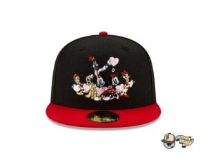 Mickey Mouse Valentines Day 59Fifty Fitted Cap Collection by Disney x New Era Friends
