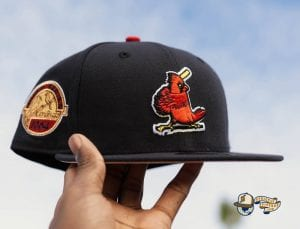 MLB Tier 1 Pinkies 59Fifty Fitted Hat Collection by MLB x New Era Cardinals