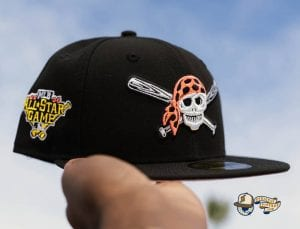 MLB Tier 1 Pinkies 59Fifty Fitted Hat Collection by MLB x New Era Pirates