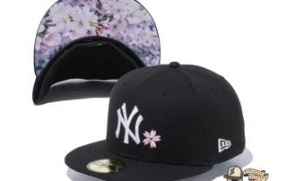 New York Yankees Sakura 59Fifty Fitted Cap by MLB x New Era