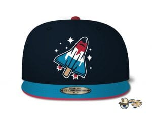 Rocket Pops 59Fifty Fitted Cap by The Clink Room x New Era