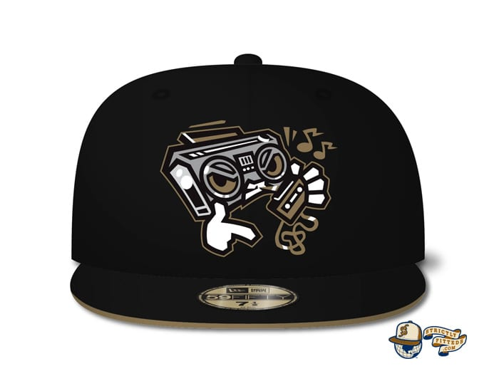 Tape Eaters 59Fifty Fitted Cap by The Clink Room x New Era