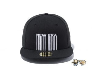 The Code 59Fifty Fitted Cap by New Era Front