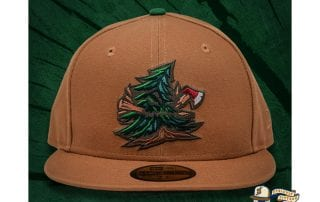 Timber 59Fifty Fitted Cap Collection by Noble North x New Era