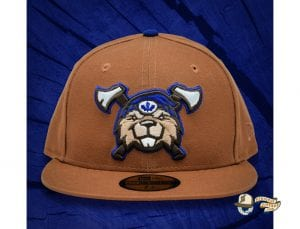 Timber 59Fifty Fitted Cap Collection by Noble North x New Era Beaverjax