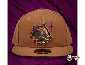 Timber 59Fifty Fitted Cap Collection by Noble North x New Era Wolf