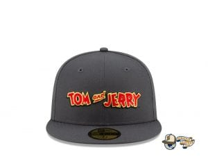 Tom And Jerry 59Fifty Fitted Cap Collection by Tom And Jerry x New Era Wordmark