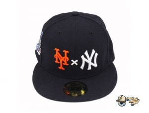 Yankees x Mets Cooperstown Subway Series 59Fifty Fitted Cap by MLB x New Era Front