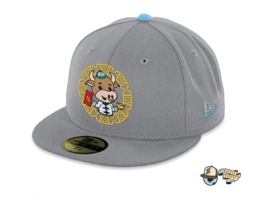 Year Of The Ox 59Fifty Fitted Cap by The Capologists x Stardoodles x New Era
