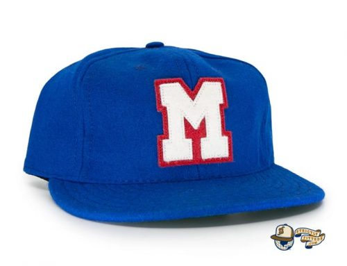 100th Anniversary Negro Leagues Series 3 Fitted Ballcap Collection by Ebbets