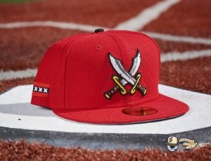 Amsterdam Marauders Spring Training 2021 59Fifty Fitted Hat by Dionic x New Era