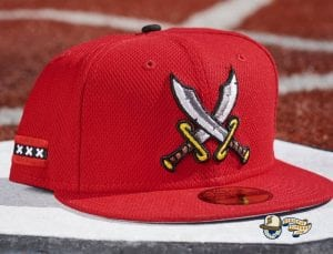 Amsterdam Marauders Spring Training 2021 59Fifty Fitted Hat by Dionic x New Era Front