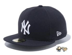 GORE-TEX Paclite New York Yankees 59Fifty Fitted Cap by GORE-TEX x MLB x New Era Front