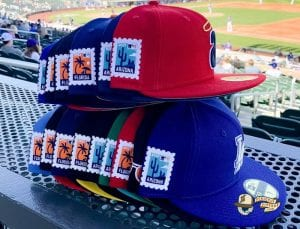 Hat Club Exclusive MLB Custom Spring Training 2021 59Fifty Fitted Hat Collection by MLB x New Era Side