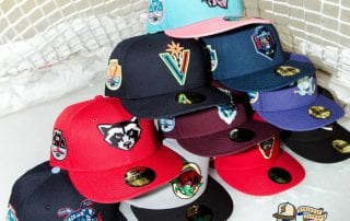 Hat Club Hockey League 2021 Part 1 59Fifty Fitted Hat Collection by Hat Club x New Era