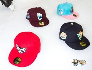 Hat Club Hockey League 2021 Part 1 59Fifty Fitted Hat Collection by Hat Club x New Era Front