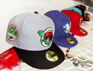Hat Club Hockey League 2021 Part 1 59Fifty Fitted Hat Collection by Hat Club x New Era Patch