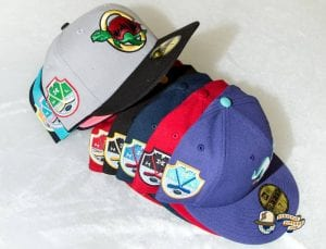 Hat Club Hockey League 2021 Part 1 59Fifty Fitted Hat Collection by Hat Club x New Era Side