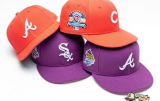 Jae Tips 59Fifty Fitted Hat Collection by Jae Tips x Hat Club x MLB x New Era