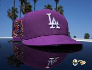 Jae Tips 59Fifty Fitted Hat Collection by Jae Tips x Hat Club x MLB x New Era Dodgers