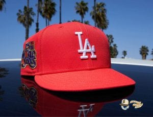 Jae Tips 59Fifty Fitted Hat Collection by Jae Tips x Hat Club x MLB x New Era Front