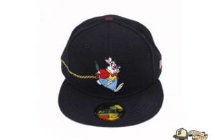 JustFitteds Exclusive Alice In Wonderland 59Fifty Fitted Cap by Disney x New Era