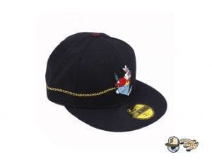 JustFitteds Exclusive Alice In Wonderland 59Fifty Fitted Cap by Disney x New Era Right