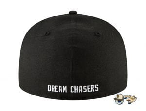 Meek Mill 2 Dream Chasers 59Fifty Fitted Hat by Meek Mill x New Era Back