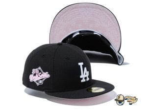 MLB Paisley Undervisor 59Fifty Fitted Cap Collection by MLB x New Era Dodgers