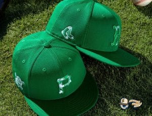 MLB St. Patrick's Day 2021 59Fifty Fitted Cap Collection by MLB x New Era