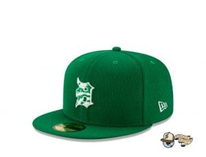 MLB St. Patrick's Day 2021 59Fifty Fitted Cap Collection by MLB x New Era Left