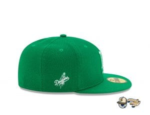MLB St. Patrick's Day 2021 59Fifty Fitted Cap Collection by MLB x New Era Side