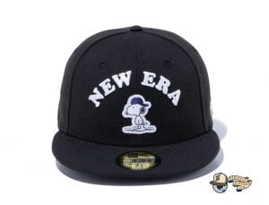 Peanuts 2021 59Fifty Fitted Cap Collection by Peanuts x New Era Front