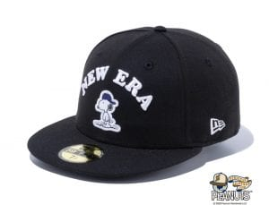 Peanuts 2021 59Fifty Fitted Cap Collection by Peanuts x New Era Snoopy