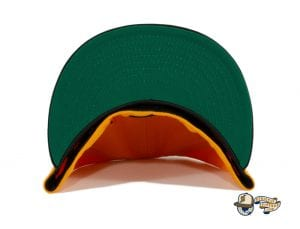 Pirate Skull Gold Black 59Fifty Fitted Hat by Chamucos Studio x New Era Undervisor
