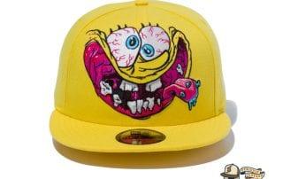 Spongebob 2021 59Fifty Fitted Cap Collection by Spongebob Squarepants x New Era