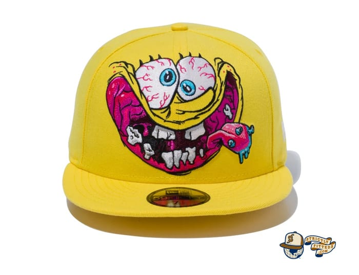 Spongebob 2021 59Fifty Fitted Cap Collection by Spongebob Squarepants x New Era