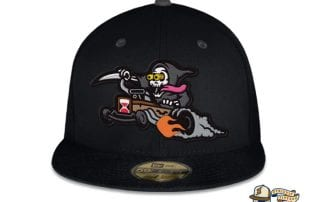 The Reaper Rod 59Fifty Fitted Cap by The Capologists x New Era