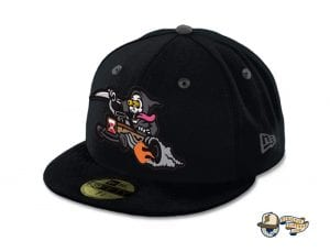 The Reaper Rod 59Fifty Fitted Cap by The Capologists x New Era Left