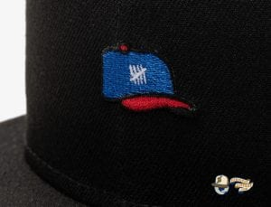 Undefeated Hat 59Fifty Fitted Cap by Undefeated x New Era Front
